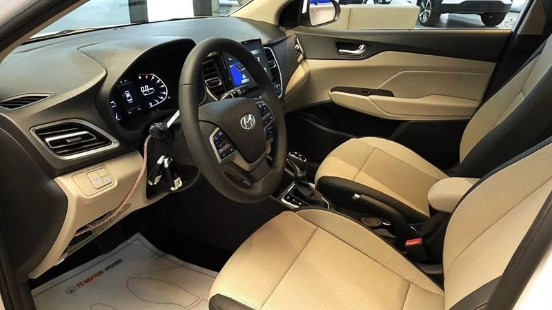 Hyundai Accent 2021 mới tại Việt Nam - Ảnh 6