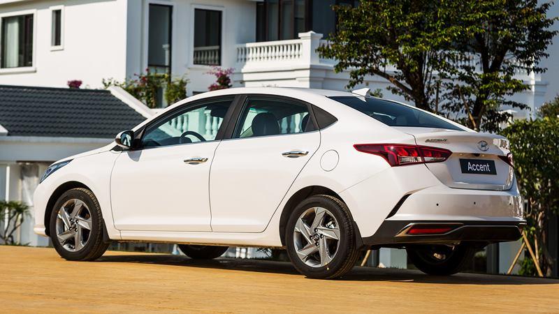 Chi tiết thông số và trang bị xe Hyundai Accent 2021 mới - Ảnh 5