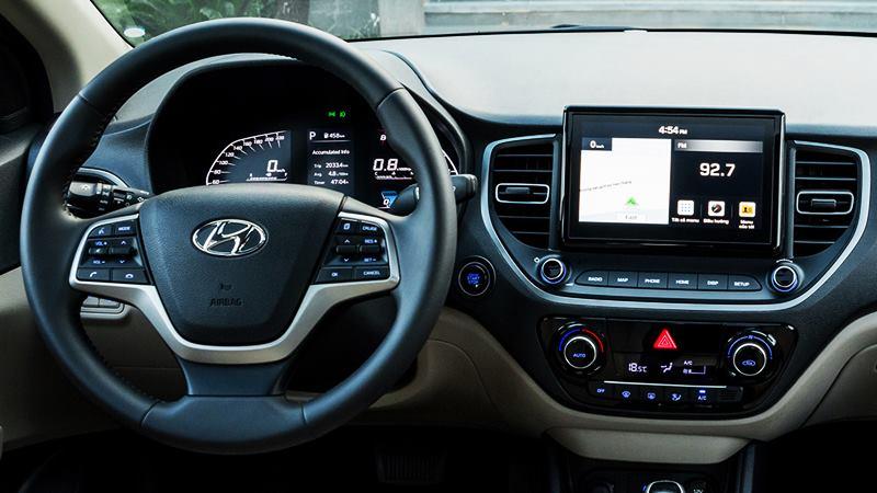 Chi tiết thông số và trang bị xe Hyundai Accent 2021 mới - Ảnh 7