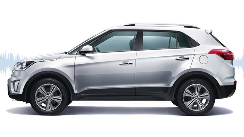 Hyundai Creta 2017 không có nhiều thay đổi so với thế hệ cũ