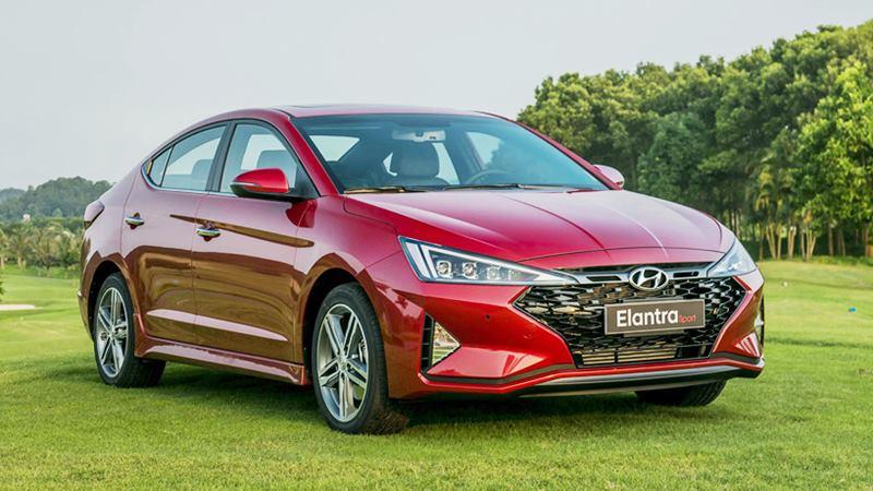 Thông số kỹ thuật và trang bị xe Hyundai Elantra 2019 tại Việt Nam - Ảnh 4