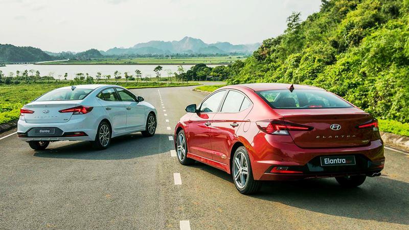 Những điểm mới trên Hyundai Elantra 2019 mới nâng cấp tại Việt Nam - Ảnh 2