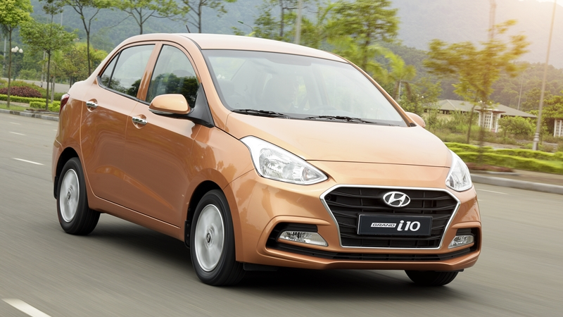 Ưu nhược điểm Hyundai Grand i10 CKD 2017 - Vận hành và sử dụng - Ảnh 4