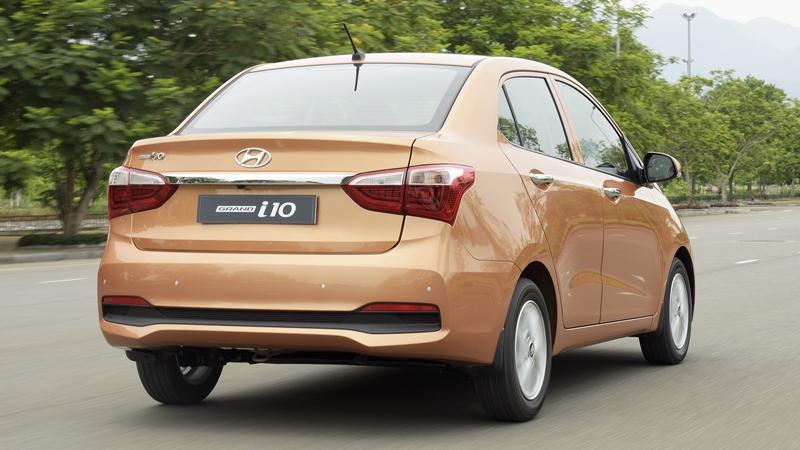 Ưu nhược điểm Hyundai Grand i10 CKD 2017 - Vận hành và sử dụng - Ảnh 5