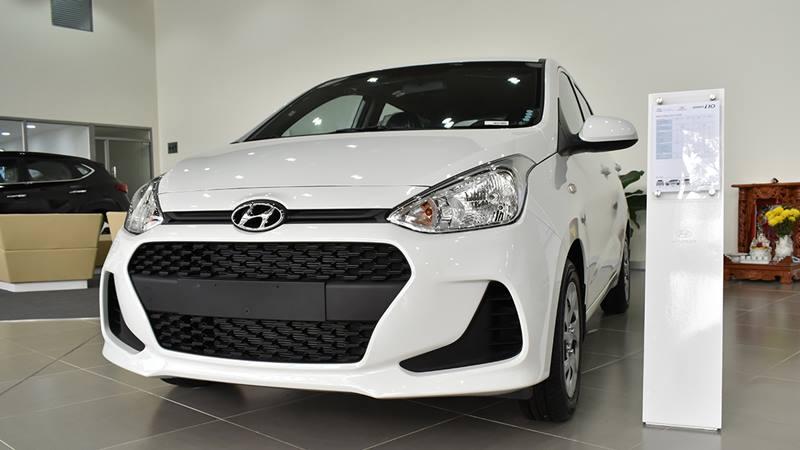 Mất ngôi đầu toàn thị trường, Hyundai Grand i10 vẫn đứng đầu phân khúc xe đô thị cỡ nhỏ tháng 8 - Hình 1