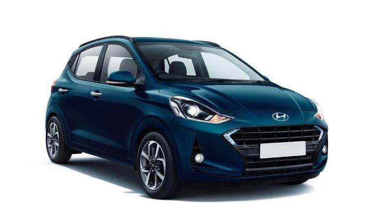 Xe nhỏ Hyundai Grand i10 2020 thế hệ mới - Ảnh 1