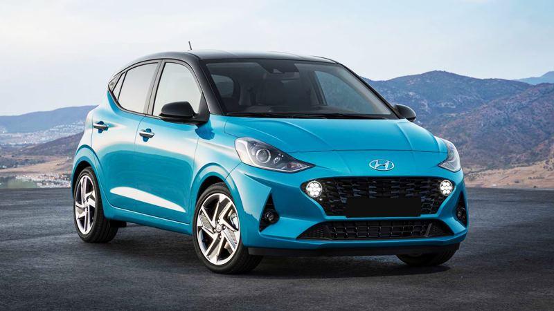 Chi tiết xe Hyundai i10 2020 thế hệ mới - Ảnh 1