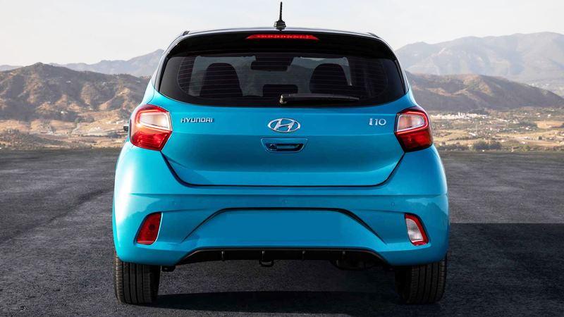 Chi tiết xe Hyundai i10 2020 thế hệ mới - Ảnh 3
