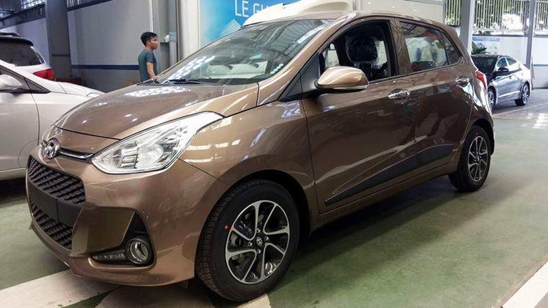Chi phí bảo dưỡng định kỳ xe Hyundai Grand i10 tại Việt Nam - Ảnh 2