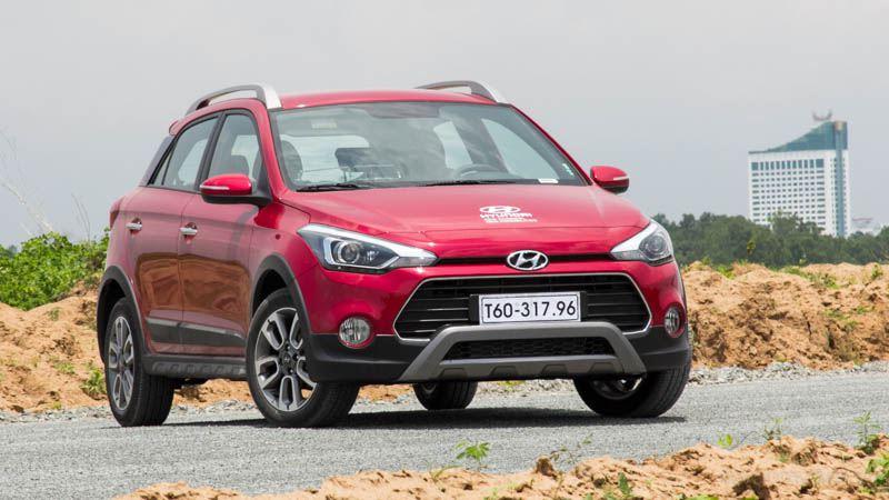 Các dòng xe chính hãng được bán tại đại lý Hyundai Cần Thơ