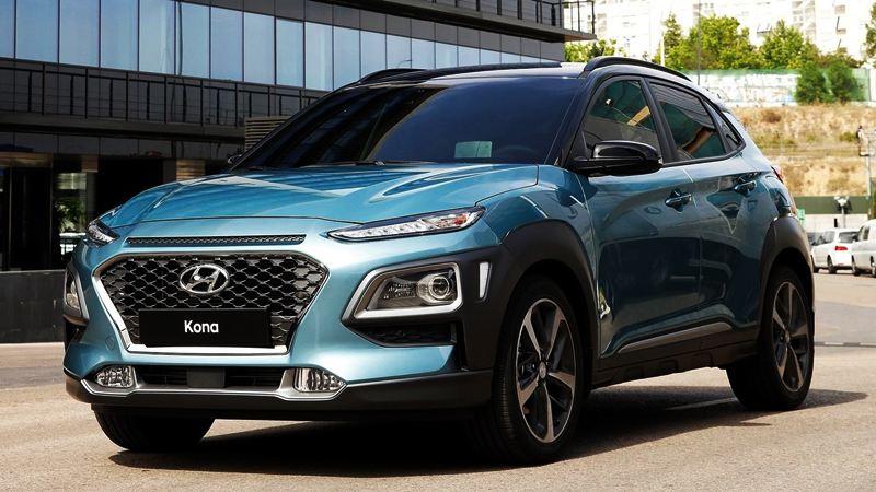SUV cỡ nhỏ Hyundai Kona 2018 sắp khai trương toàn cầu