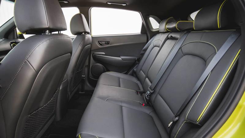 Thông số kỹ thuật và trang bị xe Hyundai Kona 2018 tại Việt Nam - Ảnh 6