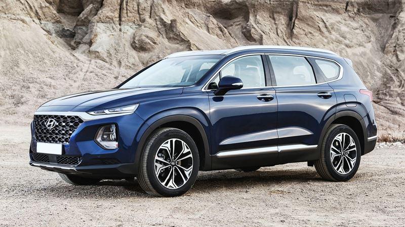 Hyundai Santa Fe 2019 có giá 800 triệu đồng tại Indonesia, giá dự kiến tại Việt Nam trên 1 tỷ đồng - Hình 1