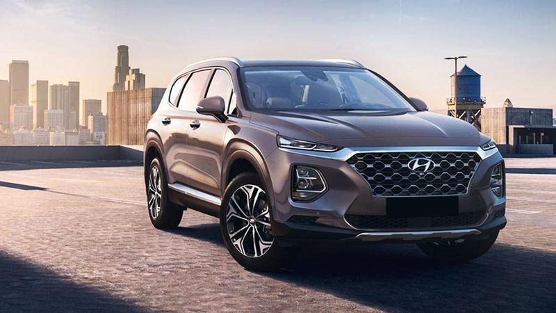 Chờ đón thế hệ mới, doanh số Hyundai Santa Fe liên tục giảm tại Việt Nam - Hình 1