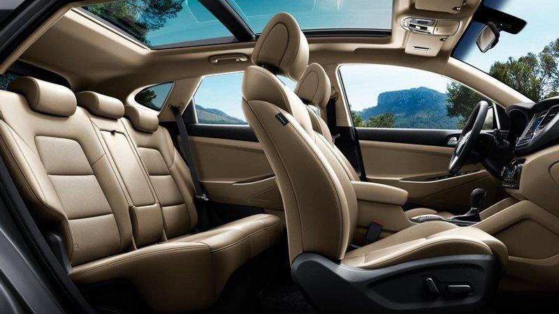 So sánh xe Hyundai Tucson 2018 và Mazda CX-5 2018 bản cao cấp - Ảnh 14