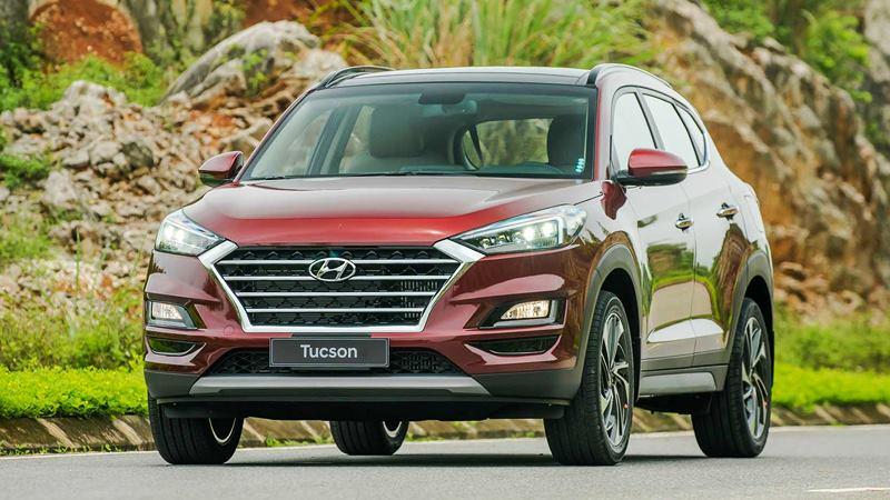 Giá xe Hyundai Tucson 2019 mới tại Việt Nam từ 799 triệu đồng - Ảnh 1