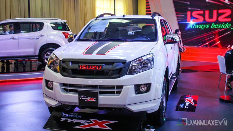 Isuzu D-Max phiên bản X-Series có mức giá từ 680 triệu đồng - Hình 1