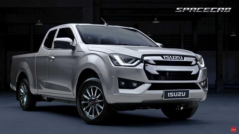 Xe bán tải Isuzu D-MAX 2020 thế hệ mới đẹp hơn, tiện nghi hơn - Ảnh 4