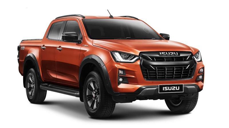 Xe bán tải Isuzu D-MAX 2020 thế hệ mới đẹp hơn, tiện nghi hơn - Ảnh 2