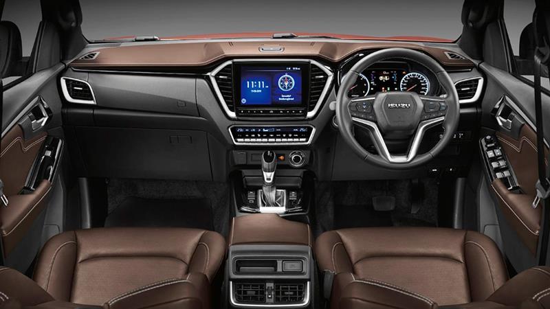 Xe bán tải Isuzu D-MAX 2020 thế hệ mới đẹp hơn, tiện nghi hơn - Ảnh 8