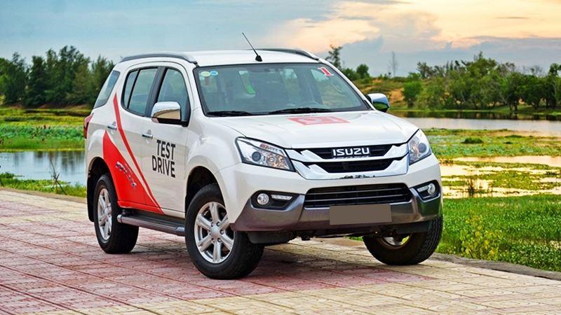 Ưu nhược điểm xe Isuzu MU-X 2016-2017 tại Việt Nam - Ảnh 2