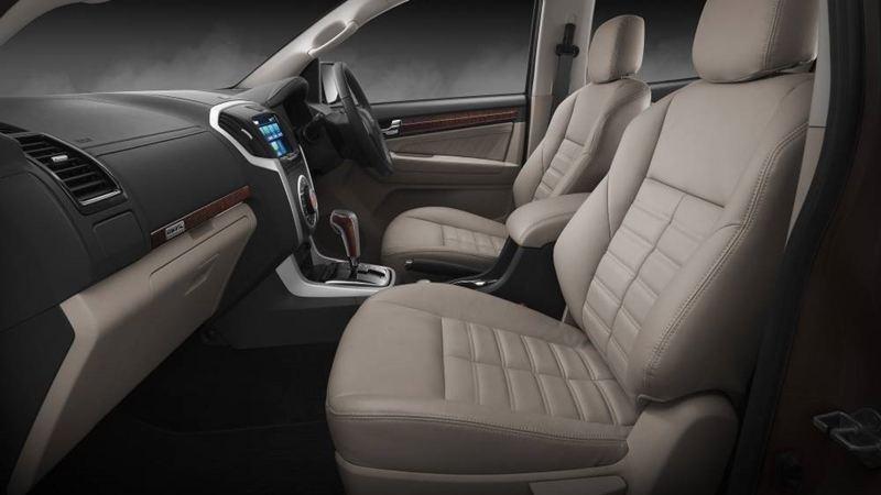 Cạnh tranh Chevrolet Trailblazer, Isuzu MU-X thế hệ 2019 chuẩn bị trình làng - Hình 2