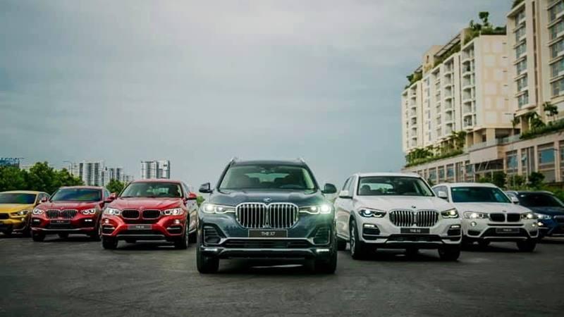 Khuyến mãi mua xe BMW cuối năm 2020 - tặng 100% phí trước bạ - Ảnh 1