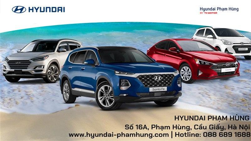 Bảng giá xe Hyundai 2020 mới nhất - Ảnh 1