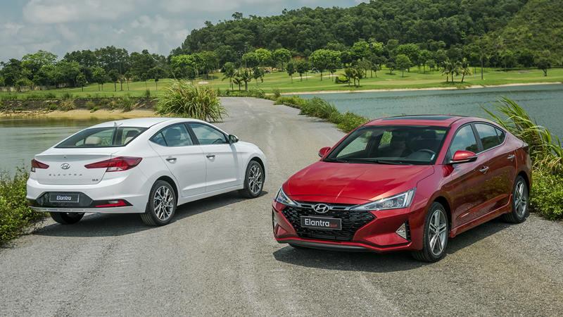 Ưu đãi mua xe Hyundai Elantra - Hyundai Kona giảm giá 40 triệu đồng - Ảnh 1