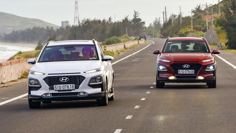 Ưu đãi mua xe Hyundai Elantra - Hyundai Kona giảm giá 40 triệu đồng - Ảnh 3