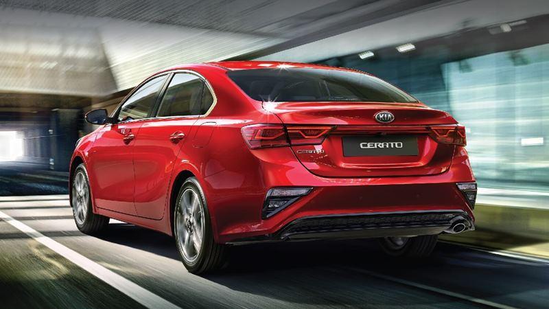 So sánh xe KIA Cerato 2020 và Mazda 3 2020 mới tại Việt Nam - Ảnh 5