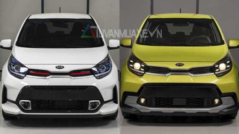 Giá bán xe KIA Morning 2021 tại Việt Nam từ 439 triệu đồng - Ảnh 1