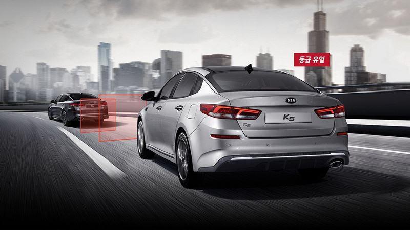 Kia Optima 2019 phiên bản mới nâng cấp thiết kế và tính năng - Ảnh 4