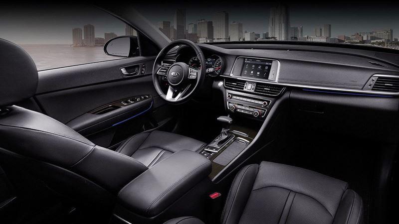 Kia Optima 2019 phiên bản mới nâng cấp thiết kế và tính năng - Ảnh 5