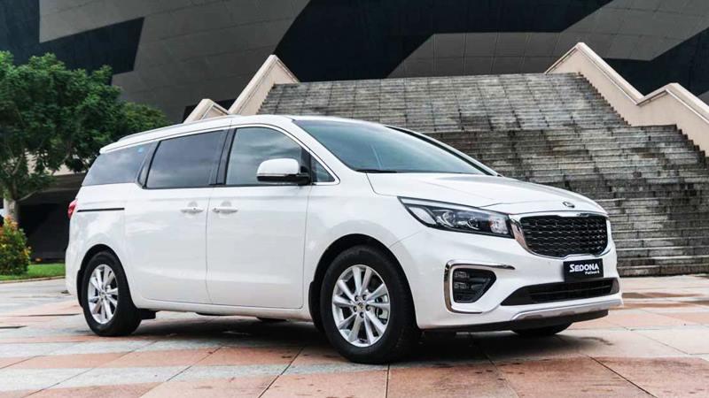 Chi tiết xe KIA Sedona Platinum 2019 bản cao cấp tại Việt Nam - Ảnh 1
