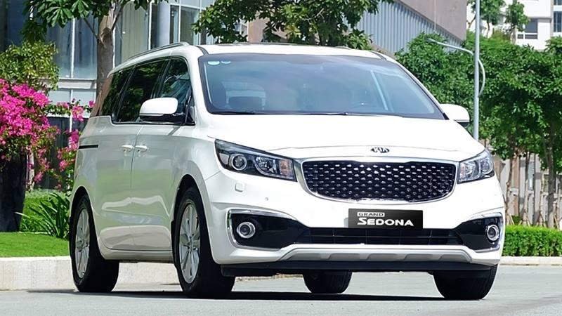 Giá xe KIA Grand Sedona 2018 tại Việt Nam - Máy xăng và máy dầu - Ảnh 1
