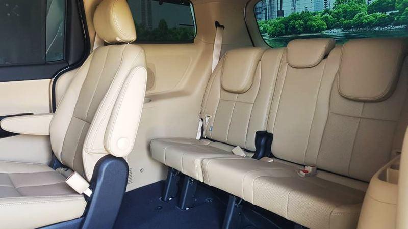 Thông số kỹ thuật và trang bị xe KIA Sedona 2020 tại Việt Nam - Ảnh 7