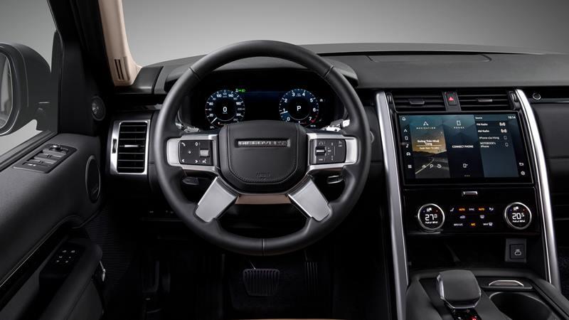 Giá bán xe Land Rover Discovery 2021 tại Việt Nam từ 4,54 tỷ đồng - Ảnh 5