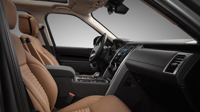 Giá bán xe Land Rover Discovery 2021 tại Việt Nam từ 4,54 tỷ đồng - Ảnh 6