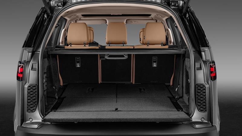 Giá bán xe Land Rover Discovery 2021 tại Việt Nam từ 4,54 tỷ đồng - Ảnh 7