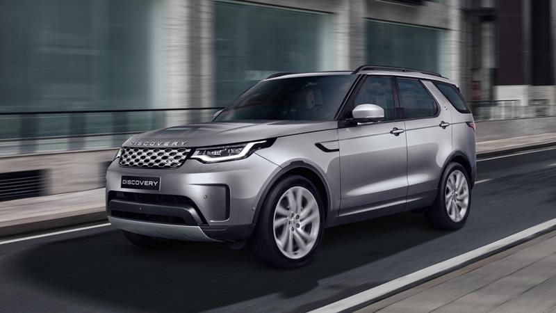 Giá bán xe Land Rover Discovery 2021 tại Việt Nam từ 4,54 tỷ đồng - Ảnh 1