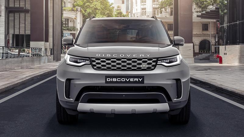 Giá bán xe Land Rover Discovery 2021 tại Việt Nam từ 4,54 tỷ đồng - Ảnh 2