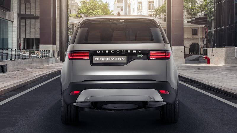 Giá bán xe Land Rover Discovery 2021 tại Việt Nam từ 4,54 tỷ đồng - Ảnh 3