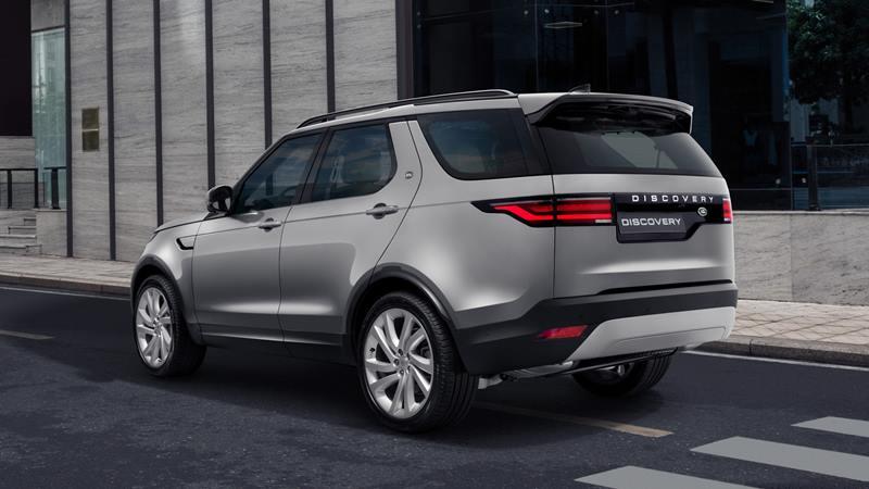 Giá bán xe Land Rover Discovery 2021 tại Việt Nam từ 4,54 tỷ đồng - Ảnh 8