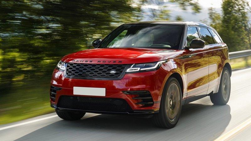Thông số và trang bị xe Land Rover Range Rover Velar 2020 tại Việt Nam - Ảnh 1