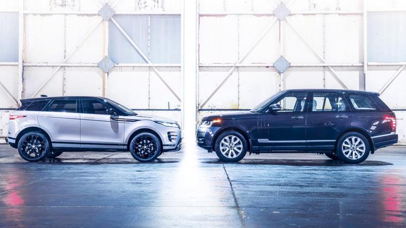 Land Rover ưu đãi giảm giá 10% cho Evoque và Range Rover Vogue - Ảnh 1