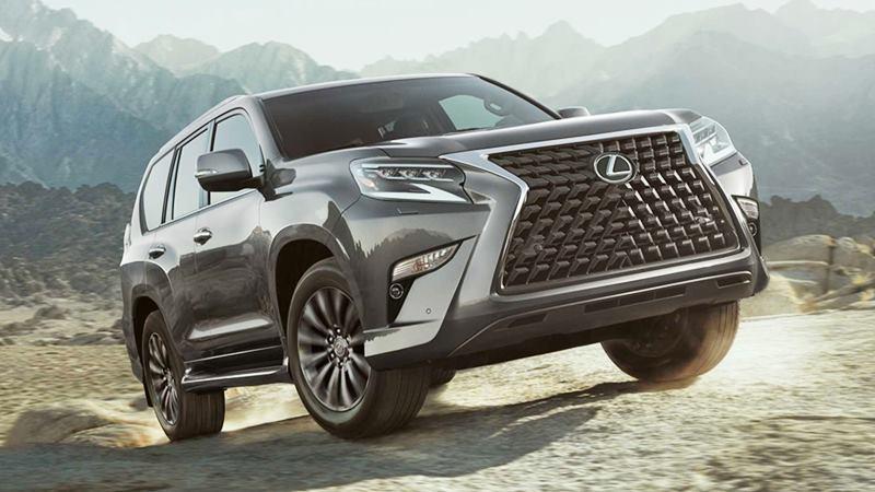 SUV 7 chỗ Lexus GX 2020 nâng cấp thiết kế, trang bị và vận hành - Ảnh 5