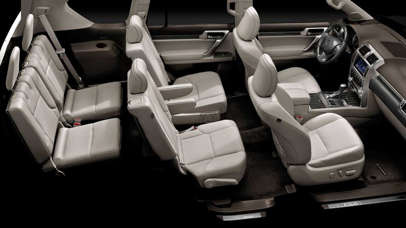 SUV 7 chỗ Lexus GX 2020 nâng cấp thiết kế, trang bị và vận hành - Ảnh 4