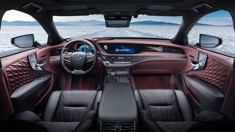 Lexus LS 2018 khai trương tại Malaysia với 3 bản dạng với giá từ 4,6 tỷ đồng