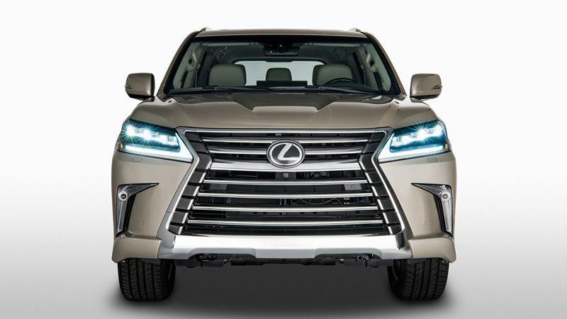 Lexus LX570 giảm 430 triệu đồng tại Malaysia - Hình 1